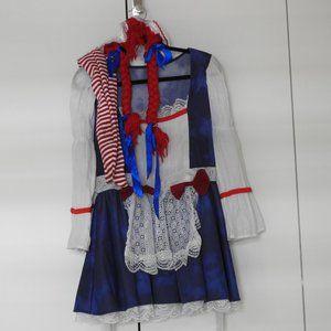Raggedy Ann costume XL
